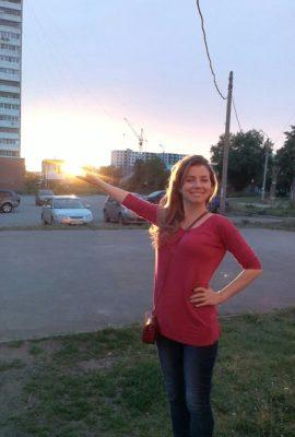 Анна Бережная
